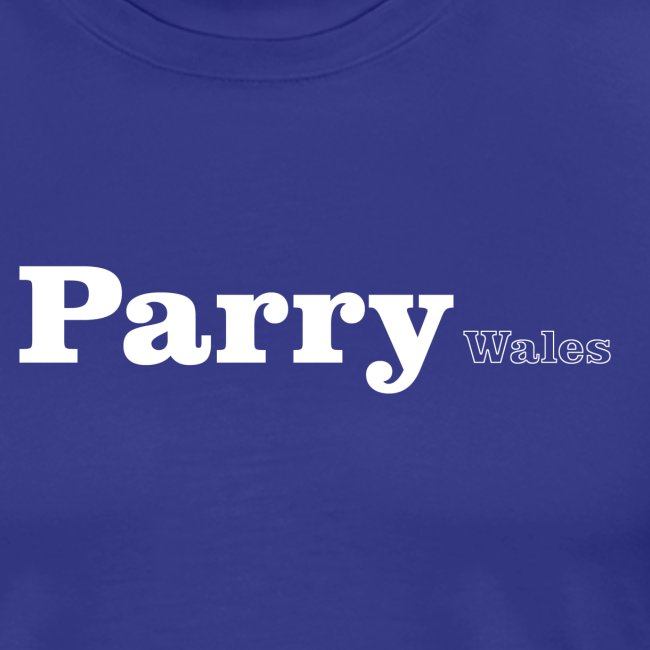parry wales white