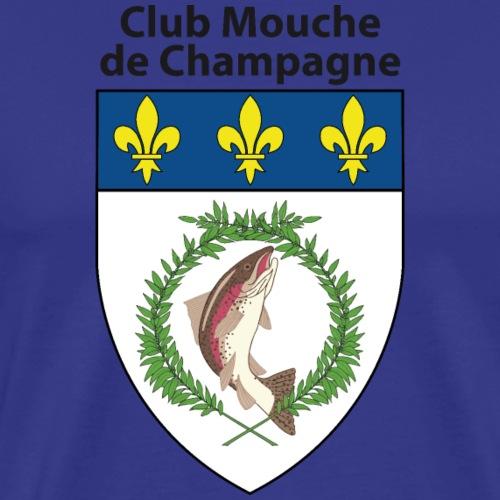 Club Mouche de Champagne - T-shirt Premium Homme