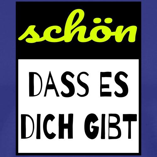 schoen3f - Männer Premium T-Shirt