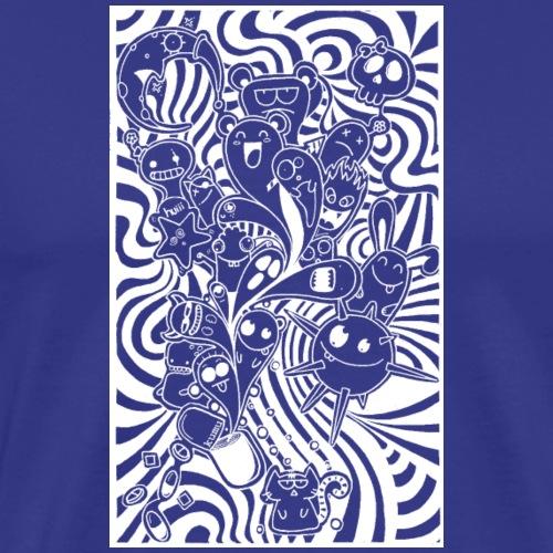 catapill - Männer Premium T-Shirt