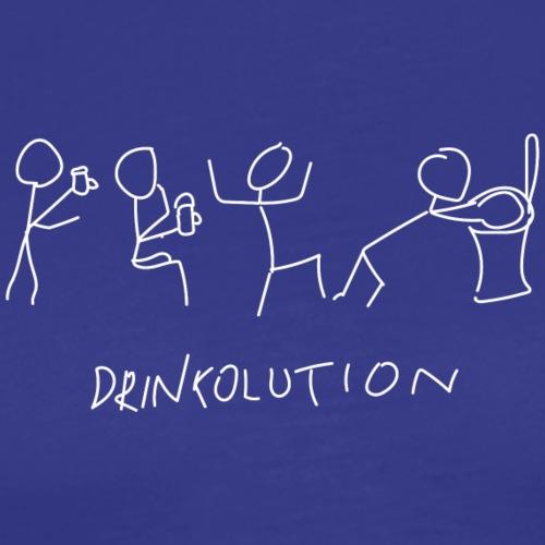 Drinkolution - Männer Premium T-Shirt