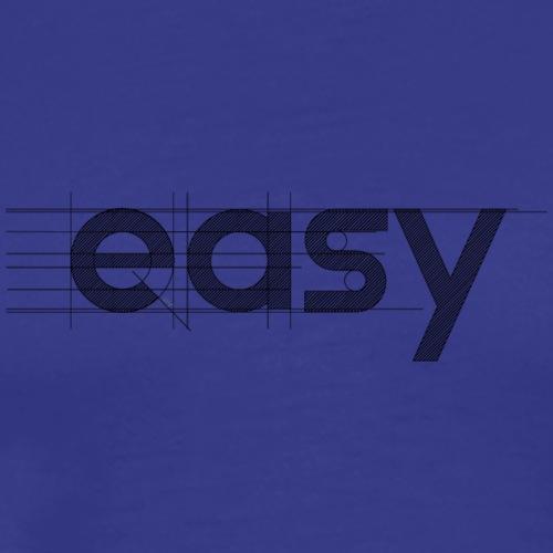 easy_shirt - Men's Premium T-Shirt