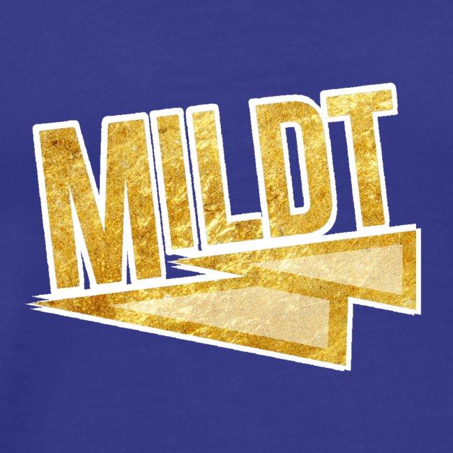 MILDT Gouden Mannen Shirt