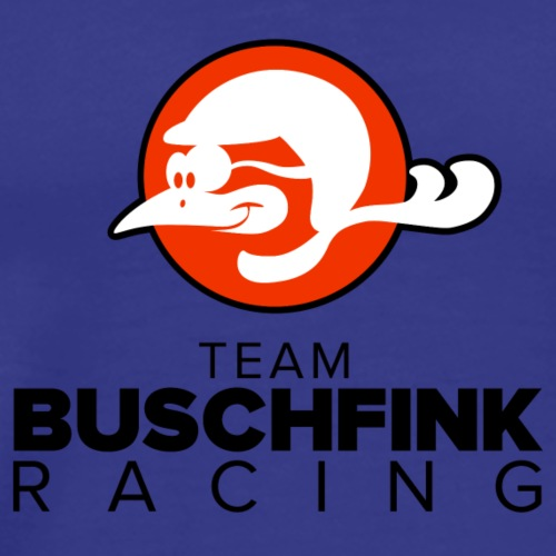 Team logo Buschfink - Men's Premium T-Shirt