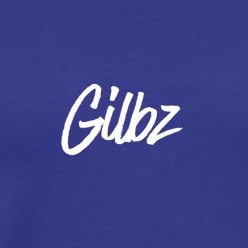 Gilbz Original Black T-Shirt - Men's Premium T-Shirt