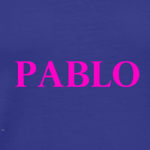 PABLO (2.0) - Men's Premium T-Shirt
