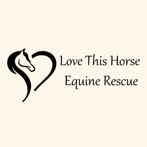 Love This Horse - Männer Premium T-Shirt