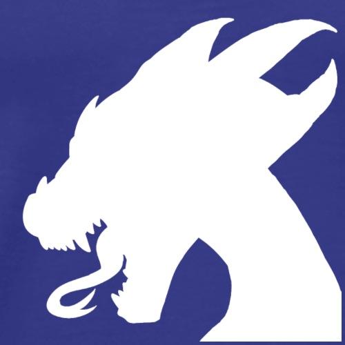 Dragone Bianco - Maglietta Premium da uomo