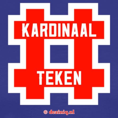 Hekje - Mannen Premium T-shirt