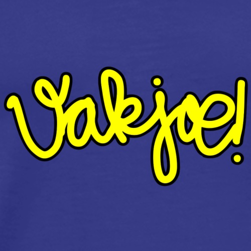 Vakjoe! - Mannen Premium T-shirt