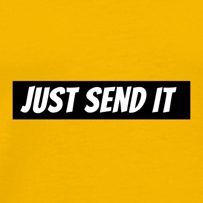 just send it logo