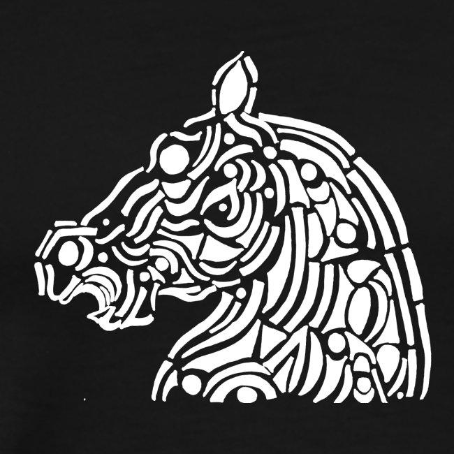 horse - cheval blanc