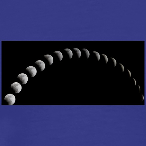 Eclipse - Maglietta Premium da uomo