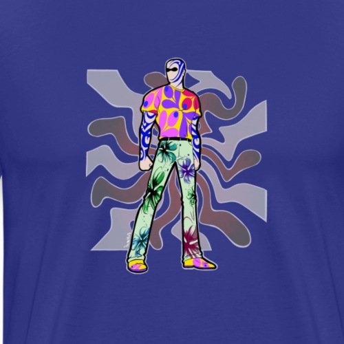 MOTIF-MAN - T-shirt Premium Homme