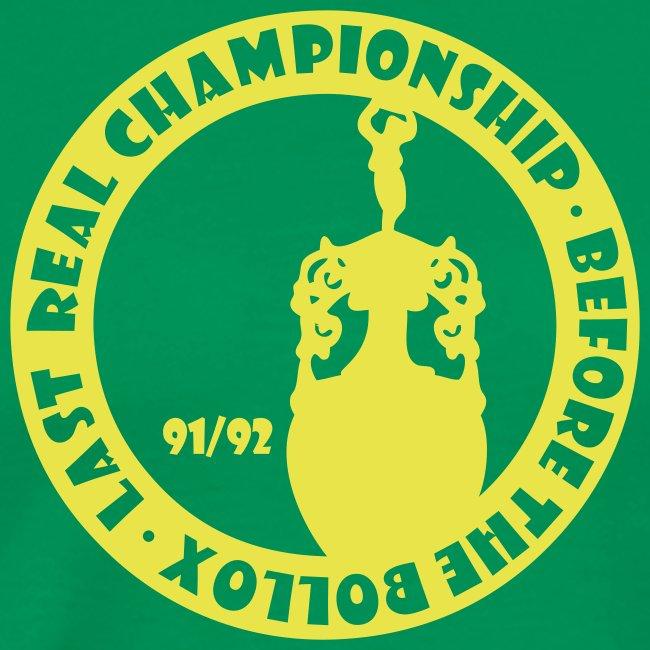 LAST CHAMPIONSHIP