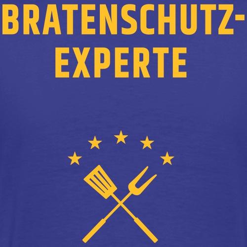 EU Bratenschutz-Experte - Männer Premium T-Shirt