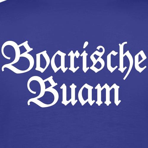 Boarische Buam - Die Jungs aus Bayern - Männer Premium T-Shirt