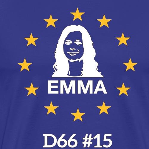 T shirt Europa 2 - Mannen Premium T-shirt