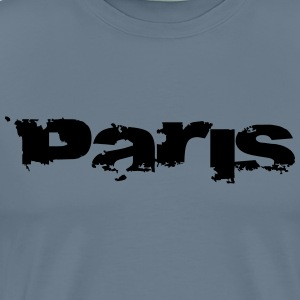 PARIS01 - T-shirt Premium Homme