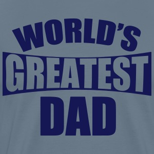 World's Best Father - Men's Premium T-Shirt
