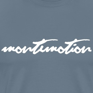 monte motion - Men's Premium T-Shirt