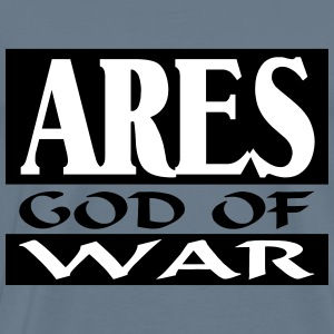 Ares _-_ God_Of_War - Premium-T-shirt herr