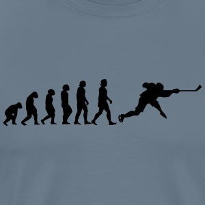 evolution hockey - Männer Premium T-Shirt