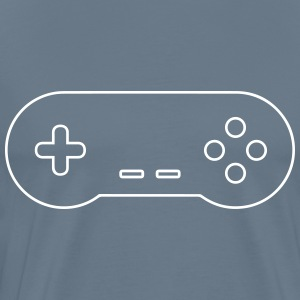 controller Gamepad - Men's Premium T-Shirt