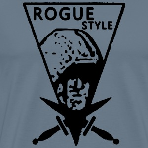 Rogue Style Vintage - Men's Premium T-Shirt