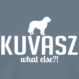 Kuvasz whatelse - T-shirt Premium Homme