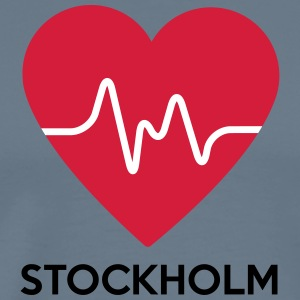 heart Stockholm - Men's Premium T-Shirt