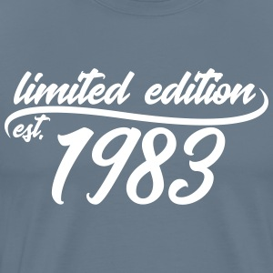 Limited Edition 1983 is - T-shirt Premium Homme