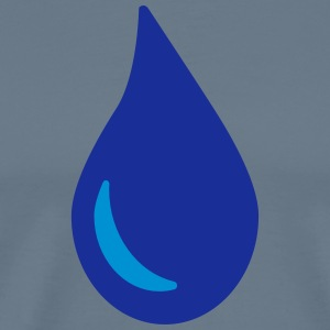 Waterdrop - Men's Premium T-Shirt