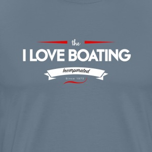 boating_logo_4 - T-shirt Premium Homme