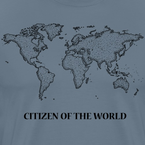 citizenoftheworld - Men's Premium T-Shirt