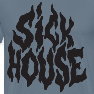 sick House - Men's Premium T-Shirt