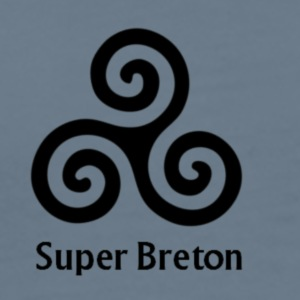 triskel_super_breton - Men's Premium T-Shirt