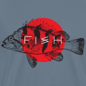 fish - Men's Premium T-Shirt