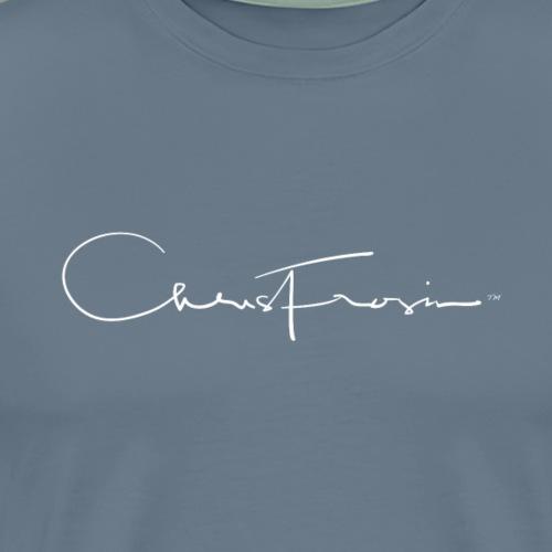 Chris Frosin Signature Series - Men's Premium T-Shirt