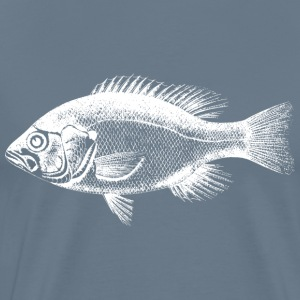 freshwater perch - Men's Premium T-Shirt
