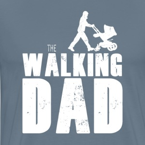 The Walking Dad - Camiseta premium hombre