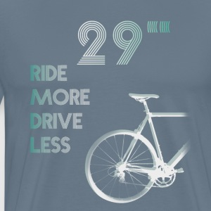 29 inch Bicycle MTB Mountain Bike Ride more - Men's Premium T-Shirt