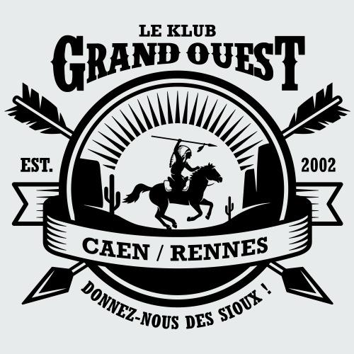 Grand Ouest - LE KLUB - T-shirt Premium Homme