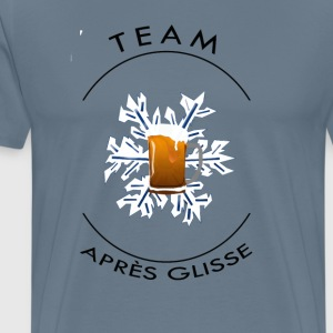 Assortiment Na Team Slides - Mannen Premium T-shirt