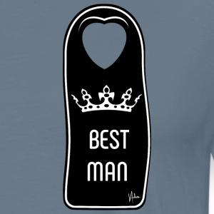 The wedding´s Best Man - Männer Premium T-Shirt