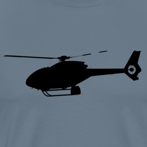 Helicopter 120 - Men's Premium T-Shirt