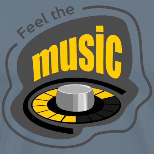 Music - Koszulka męska Premium