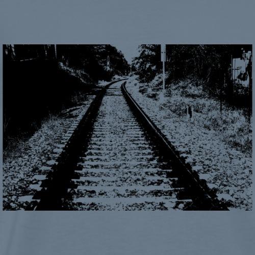 railway - Maglietta Premium da uomo