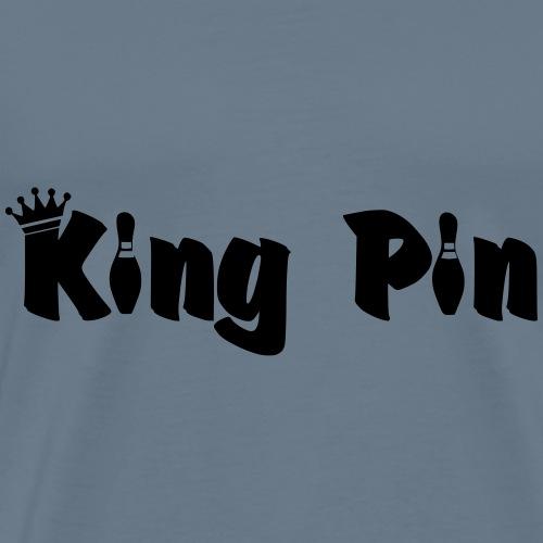 kingpin - Männer Premium T-Shirt