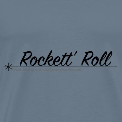 logo rockett standard - T-shirt Premium Homme